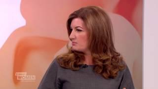Karren Brady Talks The Apprentice   Loose Women