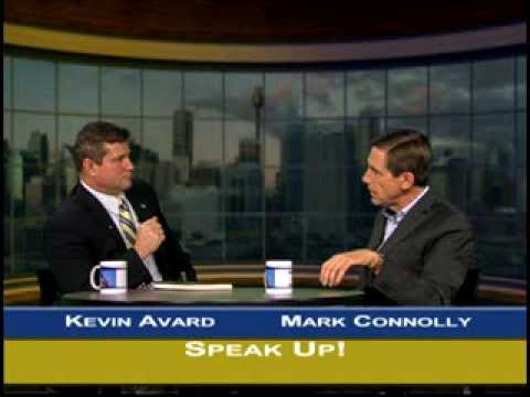 "Speak Up Guest - ""Cover Up"" Mark Connolly FRM"