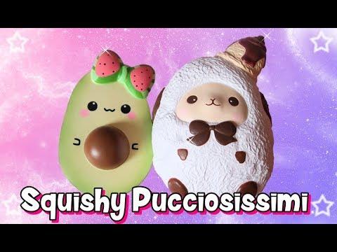Squishy Di Asemka : 3 pacchi di Squishy PUCCIOSISSIMI *-* - YouTube