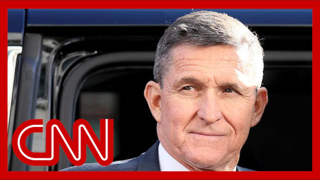 President Trump pardons former National Security Adviser Michael Flynn