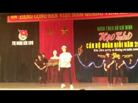 Thi Đoàn Viên Giỏi Của trường ThPT Bỉm Sơn