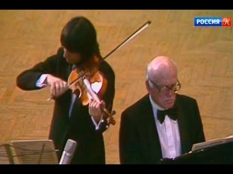 Yuri Bashmet & Sviatoslav Richter – Shostakovich Viola Sonata – video 1985