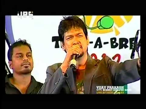 Hosanna - Bennet and the band - Vijay Prakash Live