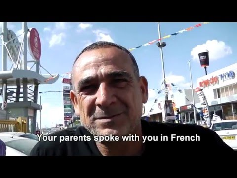 Ethnicities of Israel: Algerians