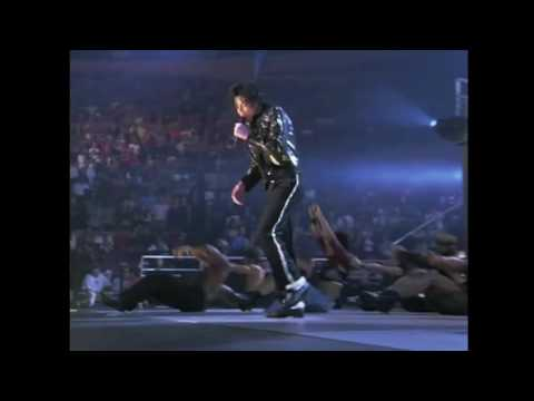 Michael Jackson - Beat It - Live at Madison Square Garden 2001 (Studio Version)