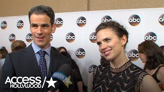 Eddie Cahill & Hayley Atwell Preview ABC's 'Conviction' | Access Hollywood