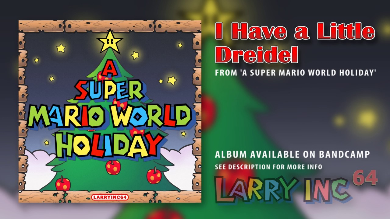 Mario Sparky Super Lil World