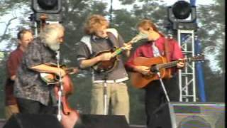 Grisman, Thile, Rice, Anger, Marshall, Watkins, Austin - Dawgs Bull - Floydfest 2003