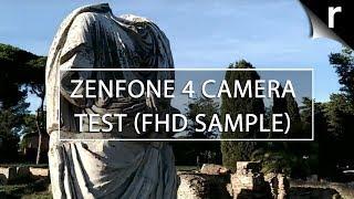 Asus Zenfone 4 (2017) Camera Video Sample (Full HD)
