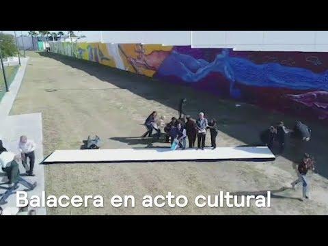 Acto de alcalde de Nuevo Laredo interrumpido por balacera - En Punto con Denise Maerker