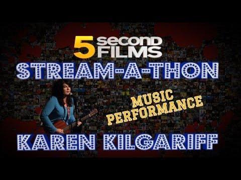 5SF Stream-A-Thon Highlight performance by Karen Kilgariff