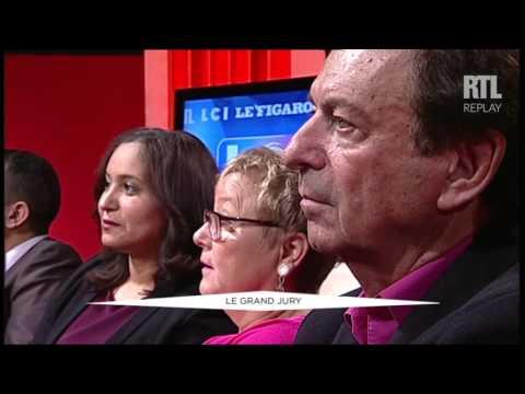 Le Grand Jury du 3 avril : Jean-Luc Mélenchon (1ère partie) - RTL - RTL