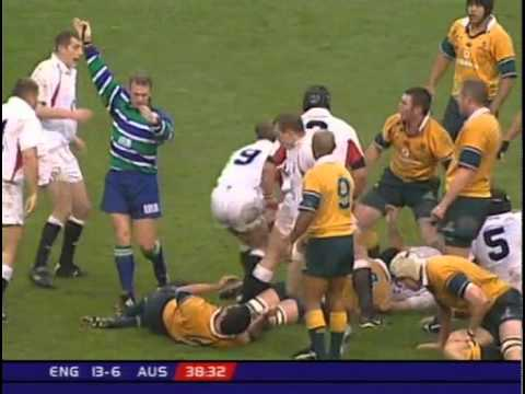 Rugby Test Match 2002 - England Vs. Australia