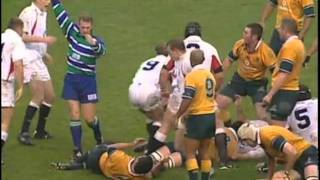 Rugby Test Match 2002 - England vs. Australia