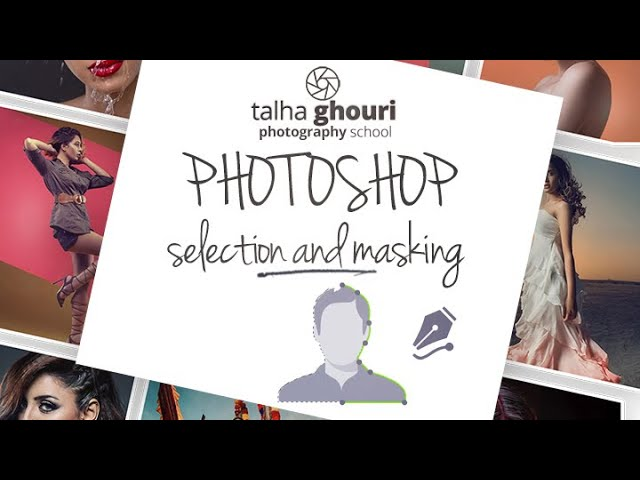 Photoshop Lesson 2 | Selection and Masking