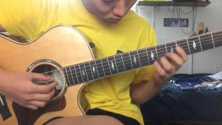 【Indigo love】Acoustic guitar cover