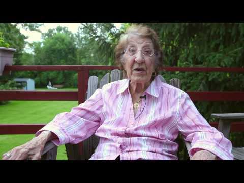 Clara in memoriam - Aug 18, 1915 - Nov 29, 2013