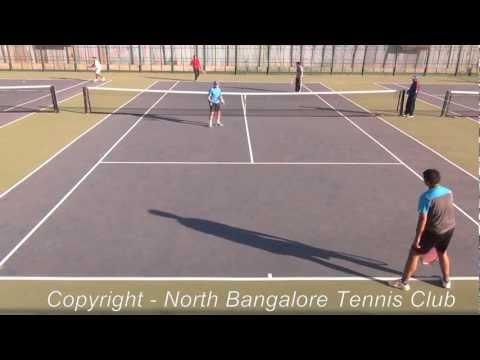 North Bangalore Tennis Club Tournament Qualification Round 2