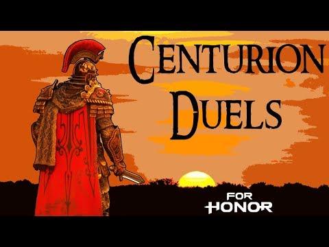 [For Honor] Centurion Duels - Redemption!
