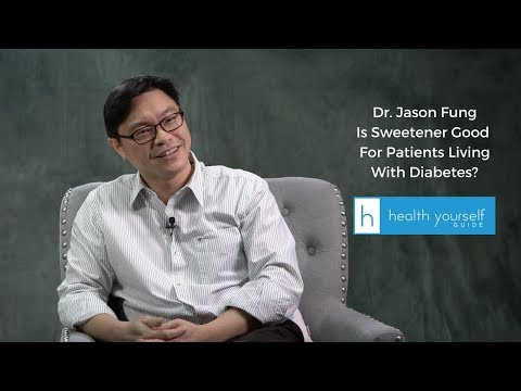 Is Sweetener Good For Patients Living With Diabetes?