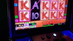 Kleine gewinn in Casino FREIBURG WIE immer
