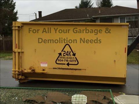 24K Disposal & Salvage Promo Video