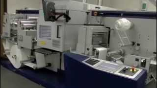 MtM Laser Die Cutting Example