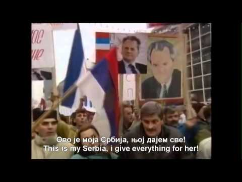 Serbian anti-NATO song
