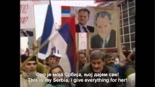 """Serbian anti-NATO song """"My Fatherland!"""" / Отаџбина моја!"""