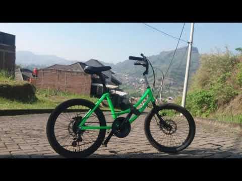 Sepedah Minion Palang 2 Naik Gunung Terbaru 2020 Youtube