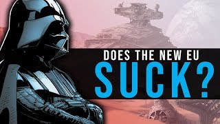 New Star Wars Canon Differences
