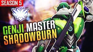 ShaDowBurn Is A Genji Legend [SEASON 5]