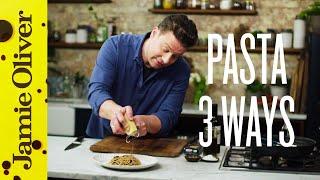 Super Quick Pasta 3 wąys   Jamie Oliver