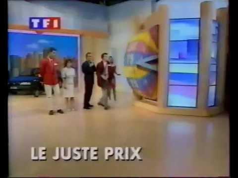 Pub Le Juste Prix Présenté Par Philippe Risoli Sur Tf1 Début Années 90 Avec Pub But Youtube