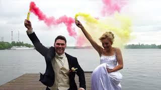 Natasha&Andrew. Wedding clip.