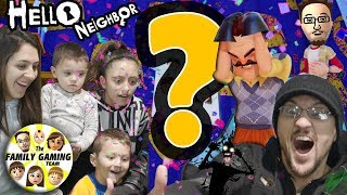 HELLO FGTEEV NEIGHBOR, UR FAMOUS! Life is Complete! ACT 1 Easter Egg in Hello Neighbor FINAL GAME! thumbnail