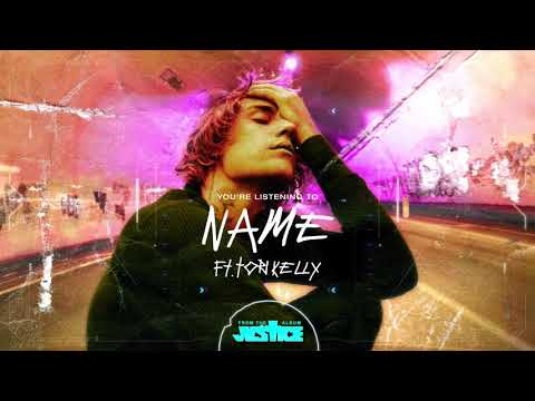 Justin Bieber - Name (Visualizer) ft. Tori Kelly