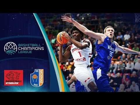 Era Nymburk V Mornar Bar – Highlights – Basketball Champions League 2019-20