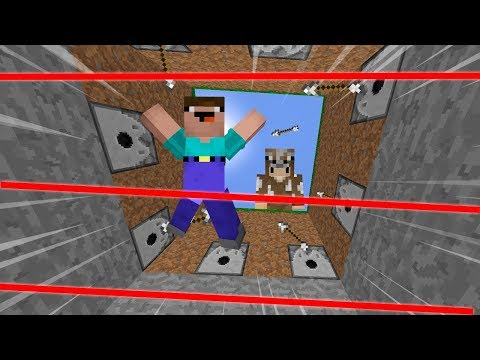 LÀM SAO ĐỂ NOOB THÔNG MINH HƠN TROLLER? NOOB THỬ THACH TROLLER (Channy Minecraft)