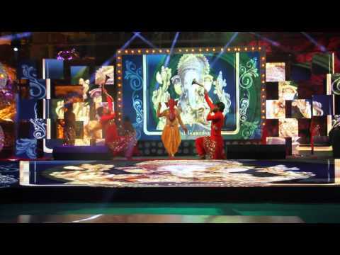 jd arts dance troupe presenting ganesh vandna peformance