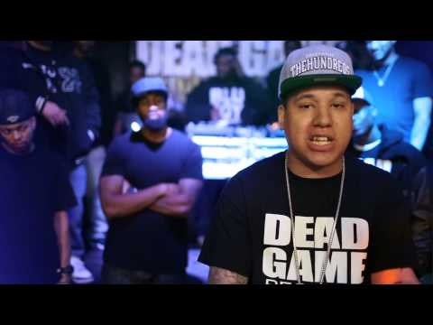 Dead Game Records Cypher Feat. Lil One The Champ [Dead Game Records Submitted]