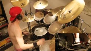 "Drum cover of Avenged Sevenfold - A Little Piece Of Heaven (""The Rev"" Tribute)"