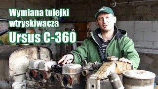 Jak wymienić tulejkę wtryskiwacza w Ursusie C–360? top agrar Polska radzi