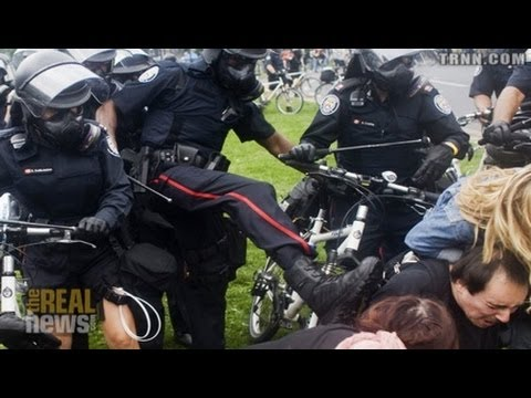 Could Police Repression at Toronto G-20 Happen Again?