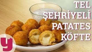 Tel Şehriyeli Patates Köfte Tarifi ( Sadece 4.20 TL!)   Yemek.com