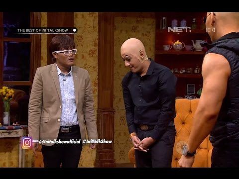 The Best of Ini Talkshow - Deddy Kok Bulet Ciut Ditatap Deddy Corbuzier