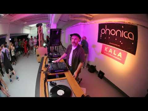 Secretsundaze Live at Phonica Records