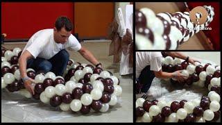 Décoration mariage en Alsace : Oscar Ballons
