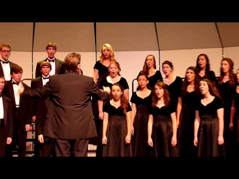 Follow That Star performed at Colfax High School's Winter Concert 12/11/14