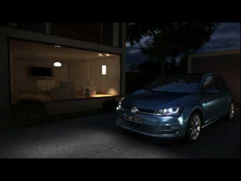 Volkswagen Technology Ambient Lighting